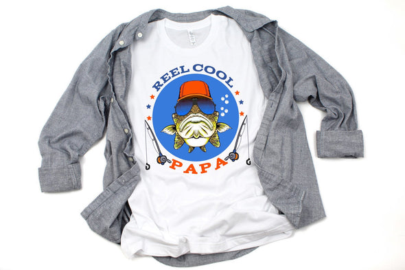 Reel Cool Papa - Sublimation Transfer
