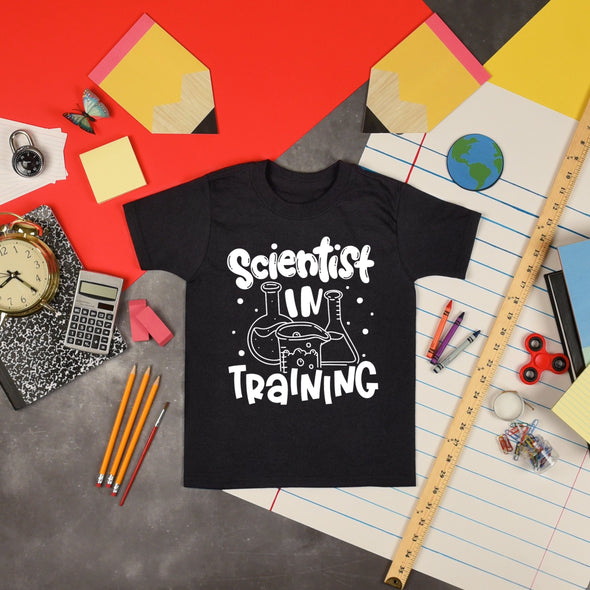 Scientist in Training -  Screen Print Transfer