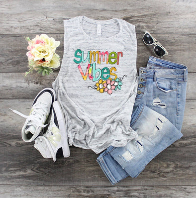 Summer Vibes - Sublimation Transfer