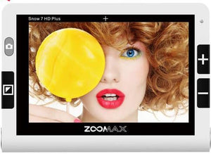 Zoomax Snow 7 HD Plus (Base or Text to Speech)