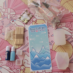 July 2019: 2-Part Resin Starter Kit - Craft Kitsune
