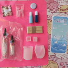 Load image into Gallery viewer, July 2019: 2-Part Resin Starter Kit - Craft Kitsune