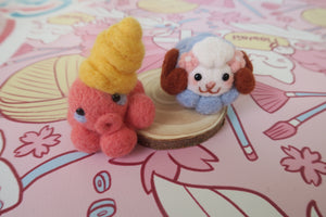 September 2019: Needle Felting Starter Kit - Craft Kitsune