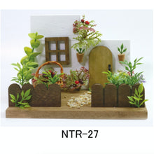 Load image into Gallery viewer, March 2021: Natural Garden Dioramas