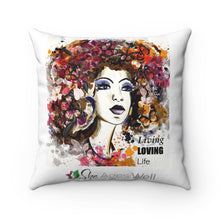 Load image into Gallery viewer, Savannah - Square Pillow