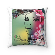 Load image into Gallery viewer, Hannah - Square Pillow