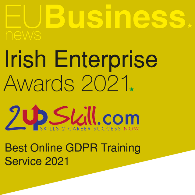 Best Online GDPR Training Service 2021. general data protection regulation applies to everyone trading in Ireland and the European Union.  Personal data needs to be kept safe and secure . This course will cover all of the requirements necessary.