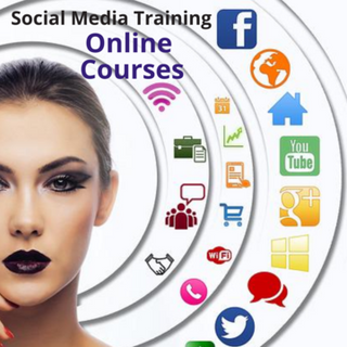 Online Course Social Media Training