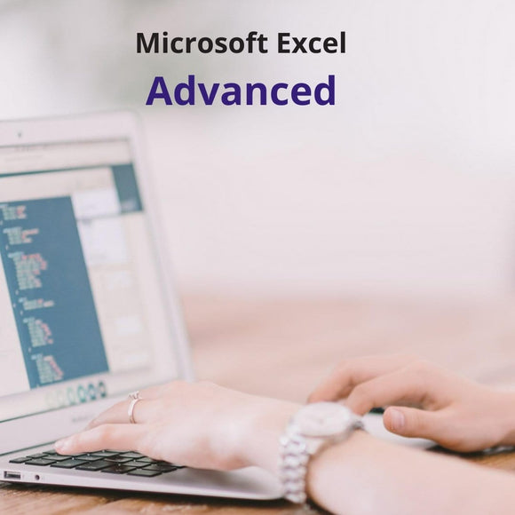 Microsoft Excel Advanced - 1 Day Course - Virtual Classroom