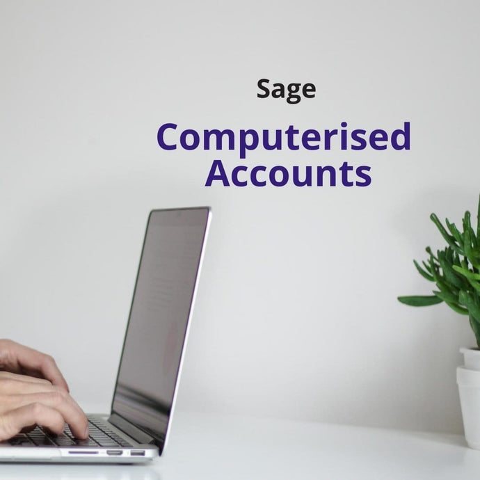 Sage Computerised Accounts - 2019