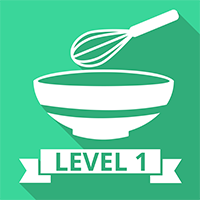 Level 1 Food Safety - Catering - Online Course Food safety combines a number of practices to reduce health hazards. These include premises hygiene, personal hygiene, risk control, pest control and waste management. This level 1 course is about minimising the level of potential hazards in a food catering setting