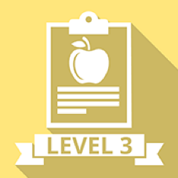 Supervising Food Safety - Level 3 - Online Course This is a detailed course that starts with basic definitions, then follows a logical path through other topics including, types of food hazards, personal hygiene, pest control, legislation, enforcement, and the design and cleaning of premises and equipment.