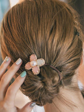 Load image into Gallery viewer, Four Leaf Flower Elastic Hair Accessories