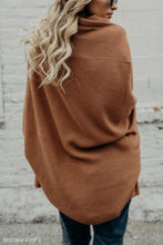 Load image into Gallery viewer, Asymmetric Hem  Batwing Sleeve Cardigans
