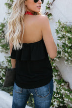 Load image into Gallery viewer, Strapless  Backless  Plain Sexy  Vests