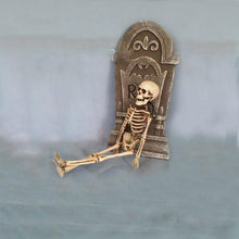 Load image into Gallery viewer, Halloween Human Skeleton  Plastic Prop