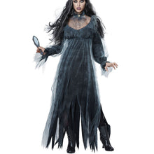 Load image into Gallery viewer, Halloween Terrible Bride Zombie Cosplay Party Dresses