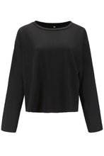 Load image into Gallery viewer, Round Neck  Plain  Sweatshirts