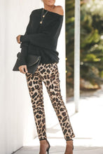Load image into Gallery viewer, Leopard Printed  Basic  Pants