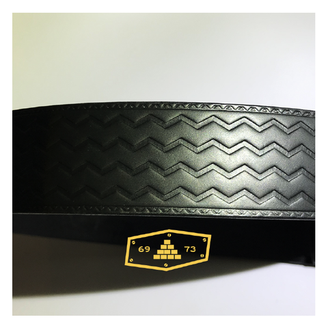 bricks brand 69 73 tire tread mechanics belt made in the USA