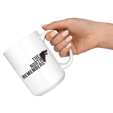 Image of The North Remembers - 15oz Mug