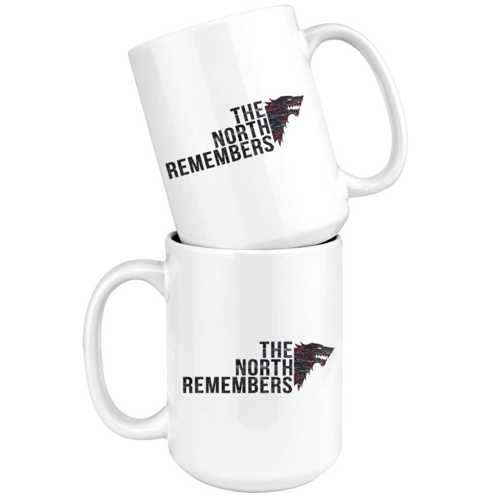 The North Remembers - 15oz Mug