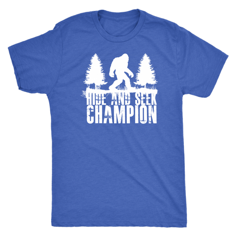 Hide And Seek Champion - Dark Shirt