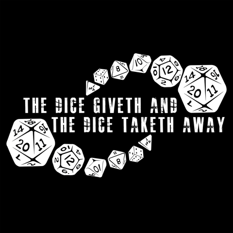 Image of The Dice Giveth