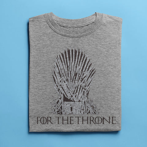 Image of For The Throne - Men's Light Shirt