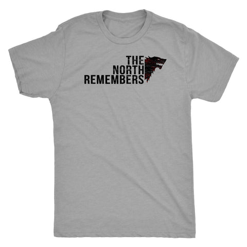 Image of The North Remembers - Men's Light Shirt