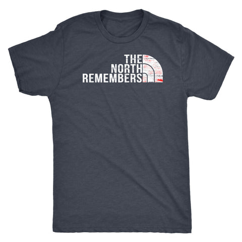 Image of The North Remembers - Men's Dark Shirt