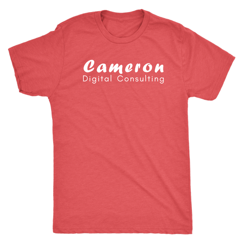 Image of Cameron Digital Consulting - Men's Shirt