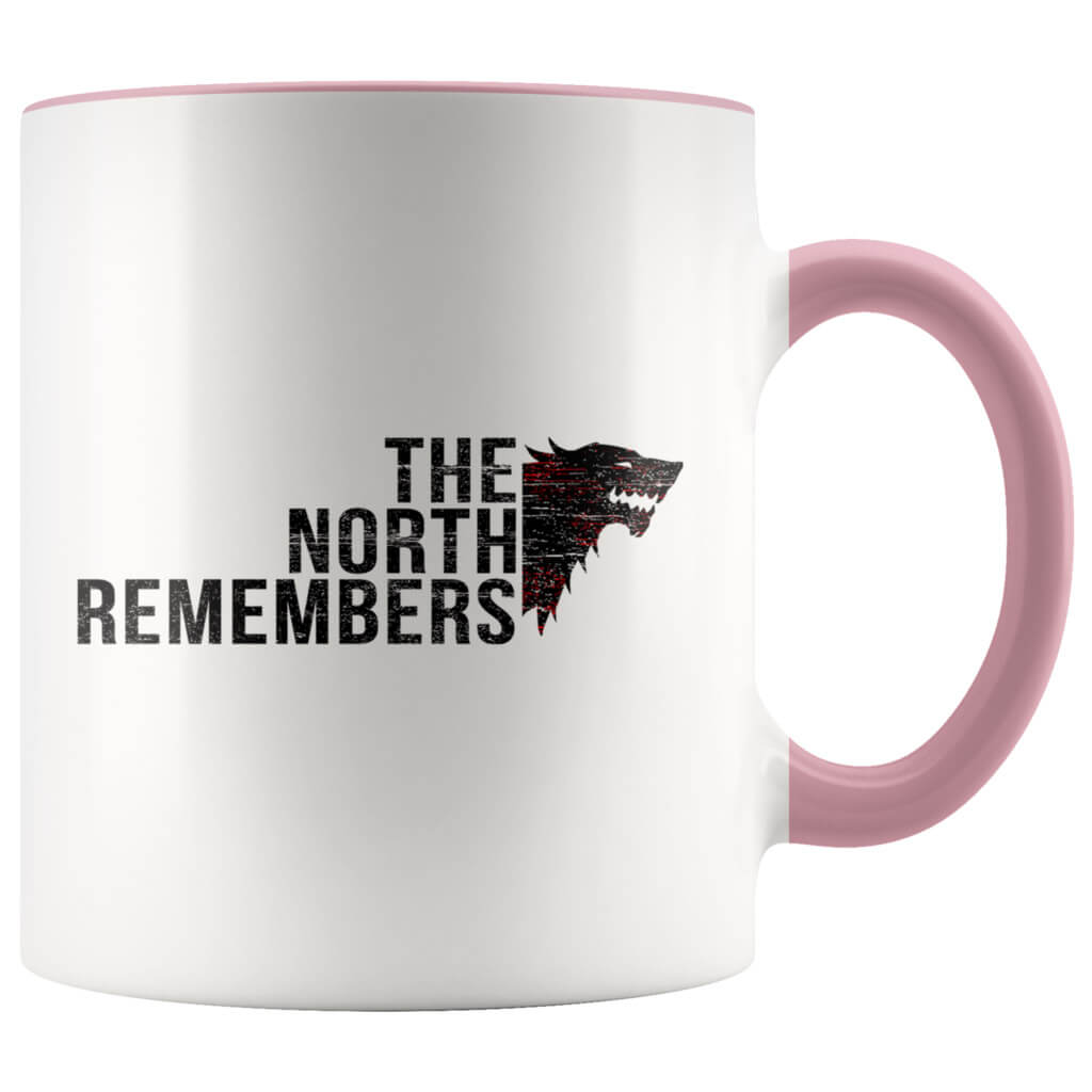 The North Remembers - 11oz Accent Mug