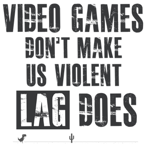 Video Game Violence Shirt