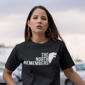 The North Remembers - Women's Dark Shirt