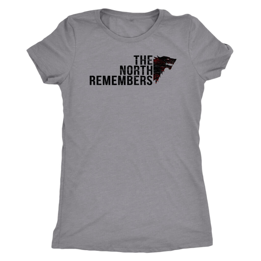 The North Remembers - Women's Light Shirt