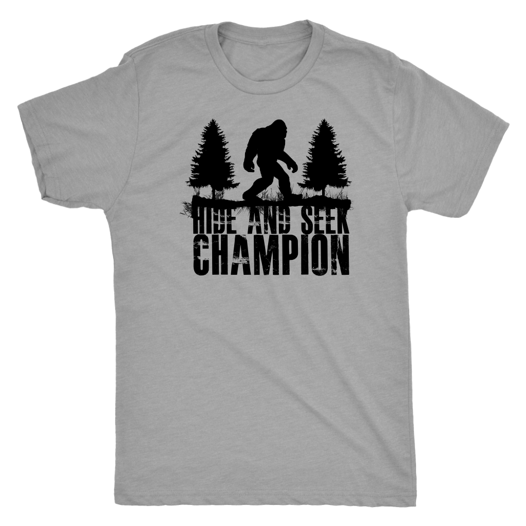 Hide And Seek Champion - Light Shirt