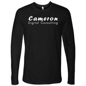 Cameron Digital Consulting - Long Sleeve Shirt