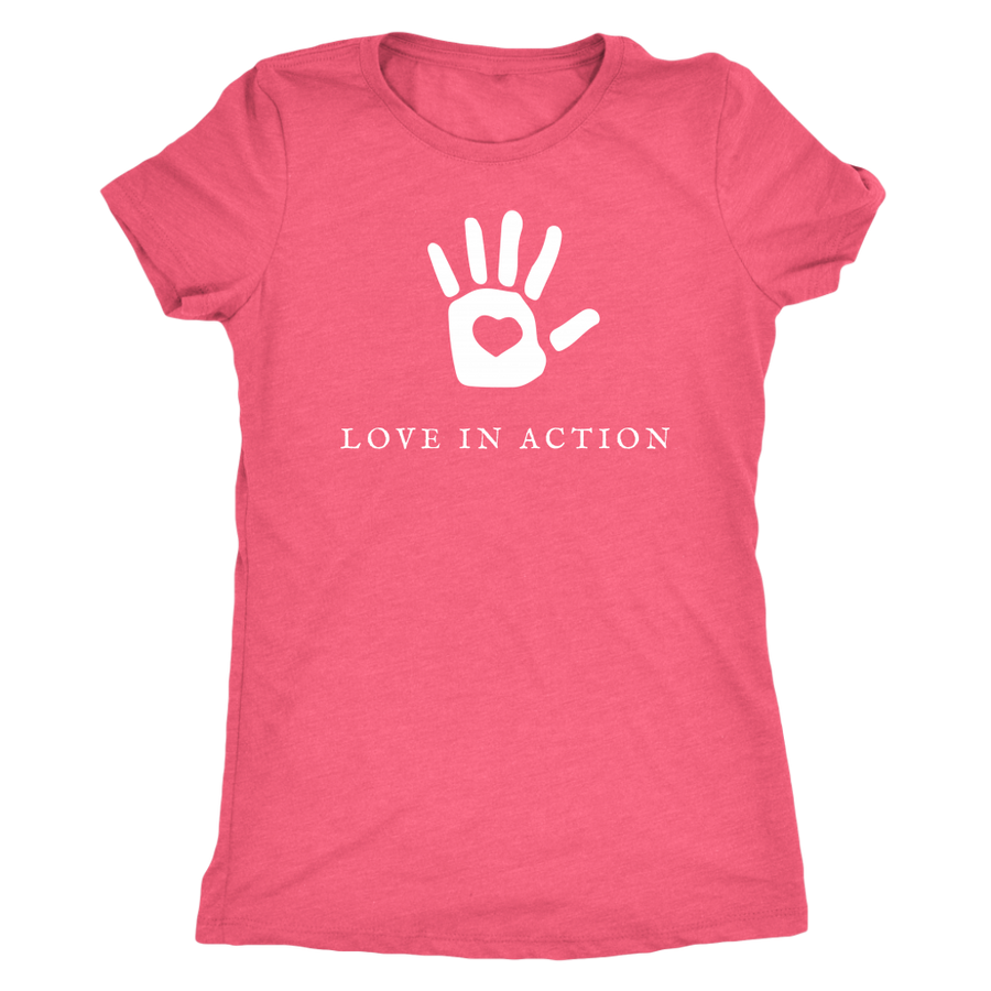 Love In Action Shirt