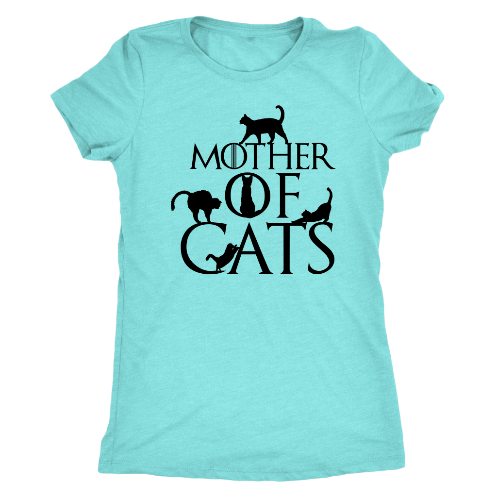 Mother Of Cats - Light Shirt