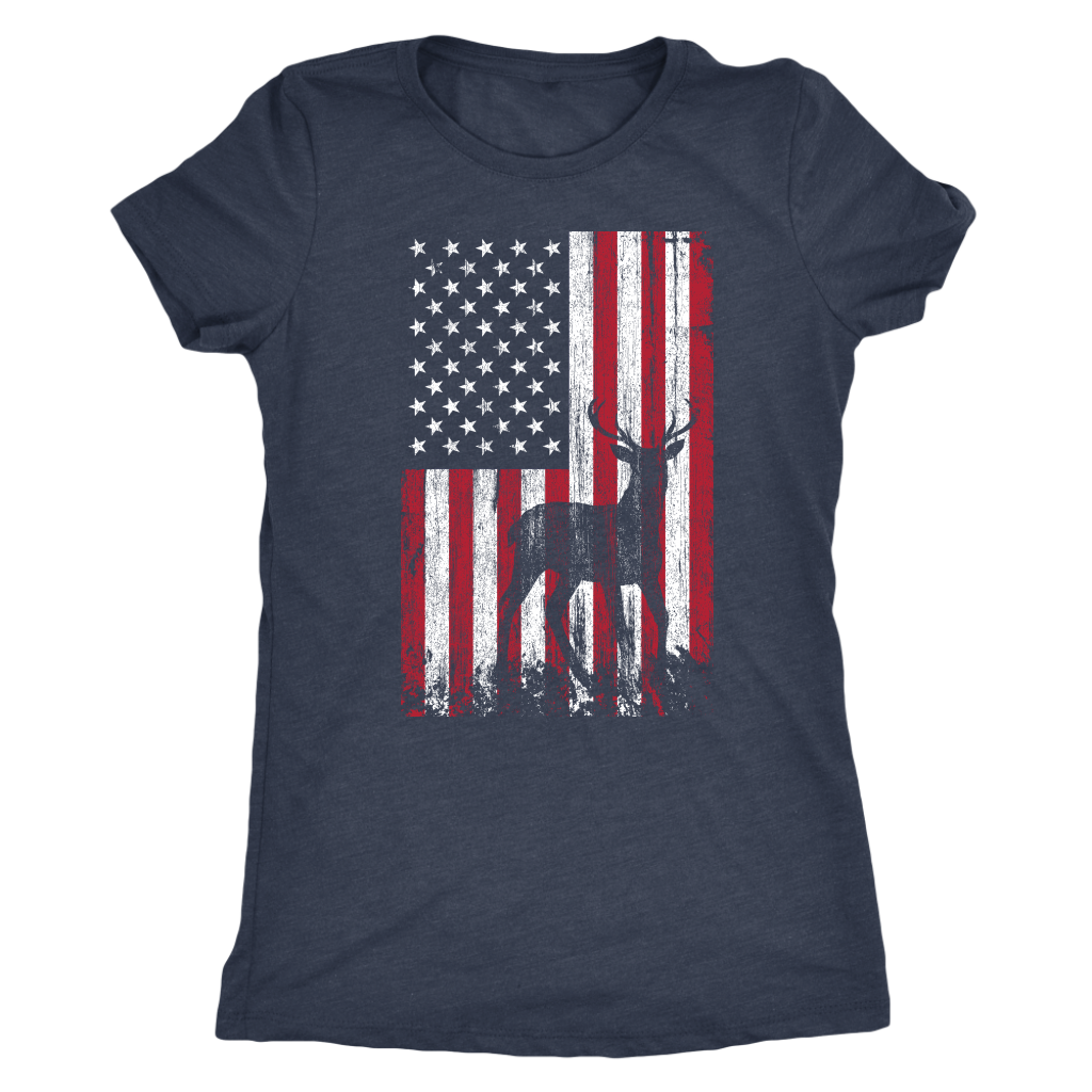 American Hunter - Women's Dark Shirt