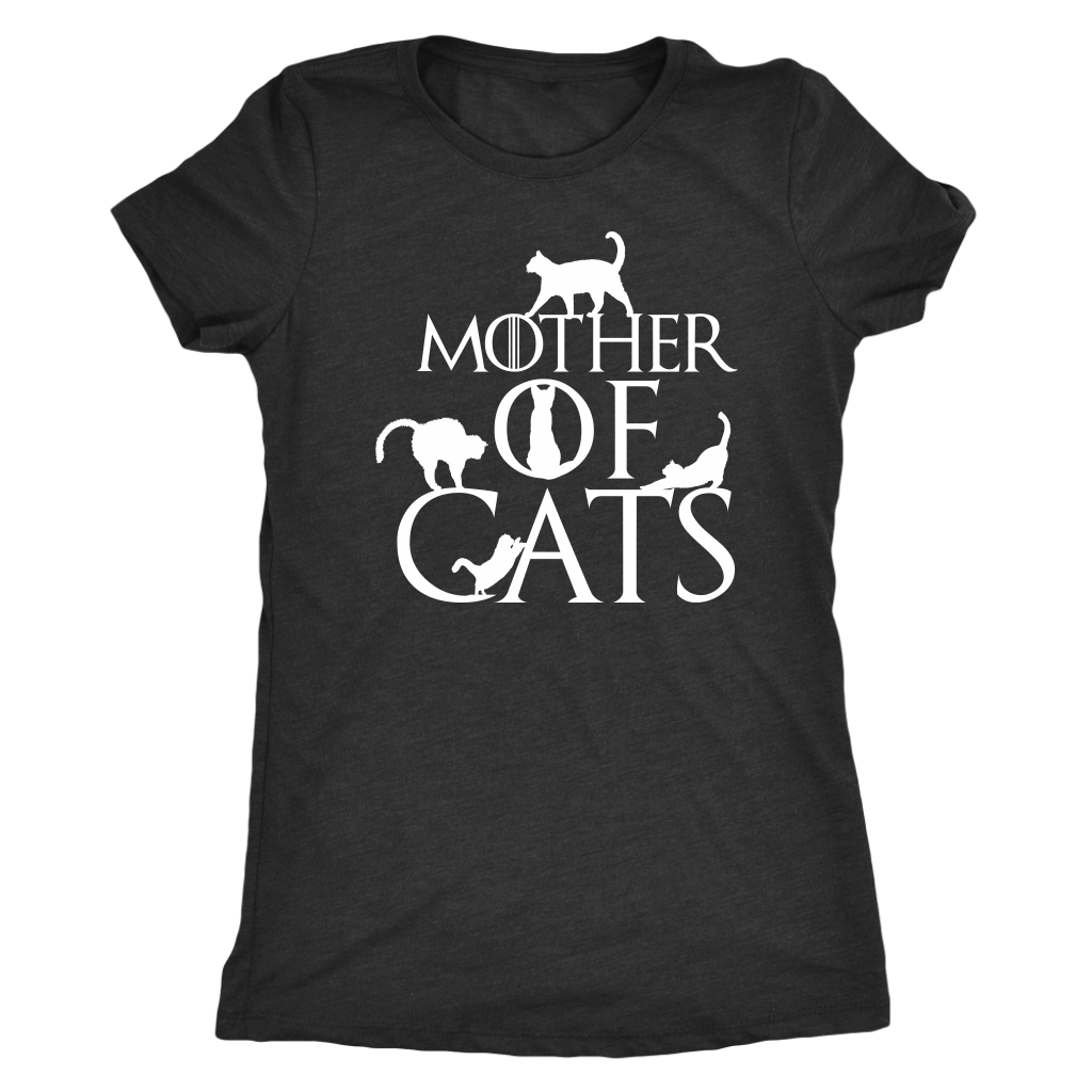 Mother Of Cats - Dark Shirt