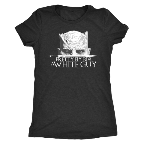 Image of Pretty Fly For A White Guy - Women's Shirt