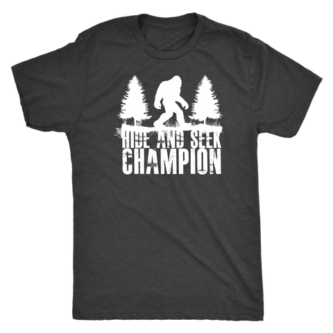 Image of Hide And Seek Champion - Dark Shirt
