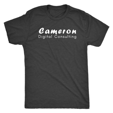 Cameron Digital Consulting Shirt