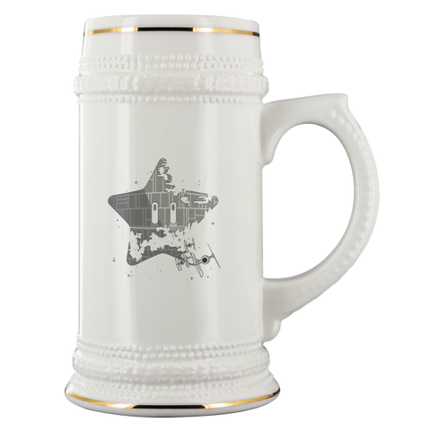 Super Death Star - Stein