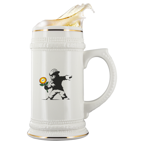 Image of Rogue Mario - Beer Stein