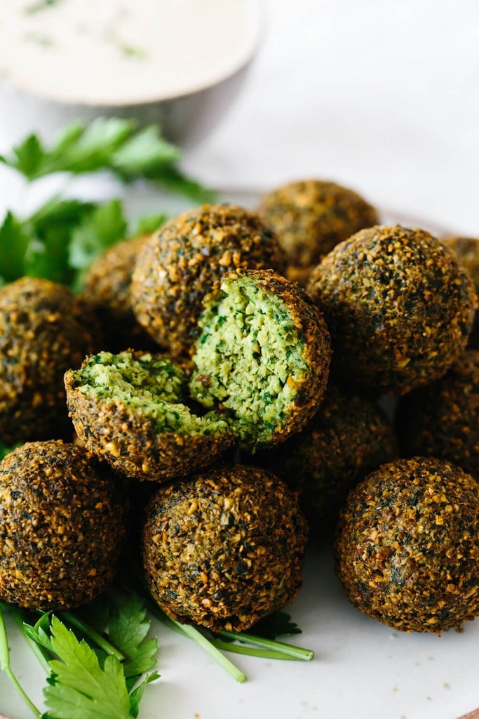 Kit's Chutneys Falafel Chutney (Plant Based)