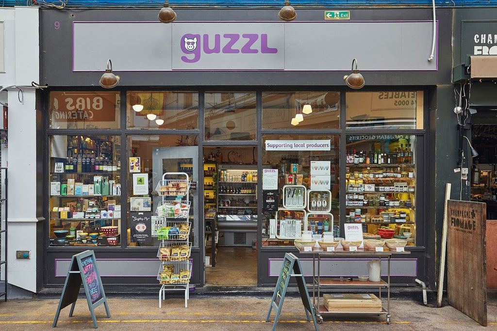 GUZZL - One of our latest stockist in Brixton, South London