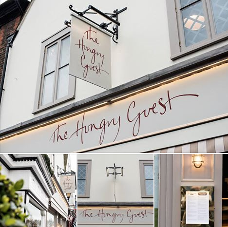 Tasting at The Hungry Guest this Saturday (17/8/19)